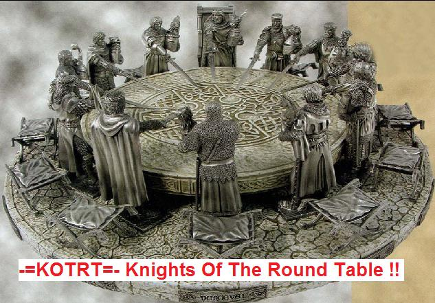 Forum knights of the round table kotrt for 13 knights of the round table