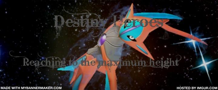 Destiny Heros