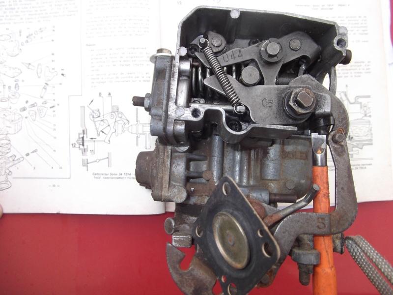 carburateur solex alpine a310 v6