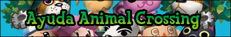 Ayuda Animal Crossing