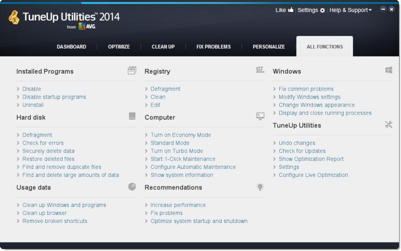 نسخة حديثة كاملة ومفحوصة من TuneUp Utilities 2014 14.0.1000.90 allfun10.png