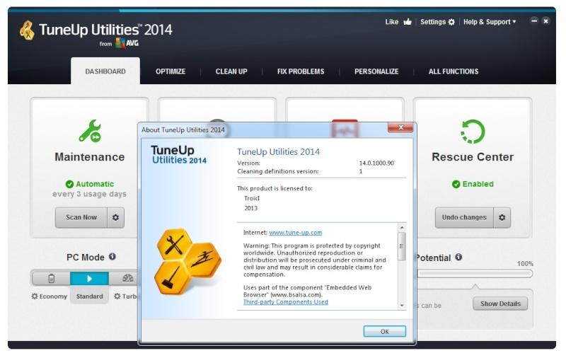 نسخة حديثة كاملة ومفحوصة من TuneUp Utilities 2014 14.0.1000.90 v14_0_10.jpg
