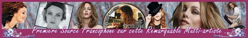 Vanessa Paradis Le Forum