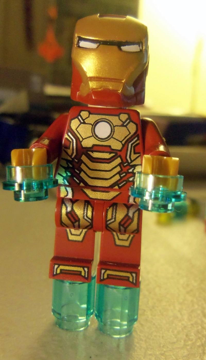 lego iron man mark 28 - photo #5
