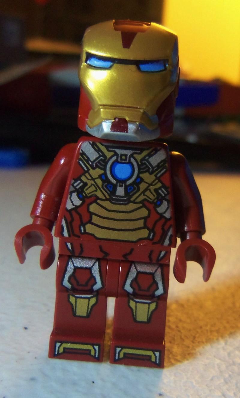 Lego Iron Man 3 Heartbreaker Related Keywords - Lego Iron ...