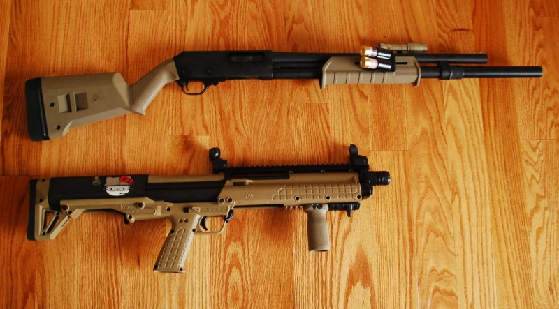 how to choose a shotgun barrel length