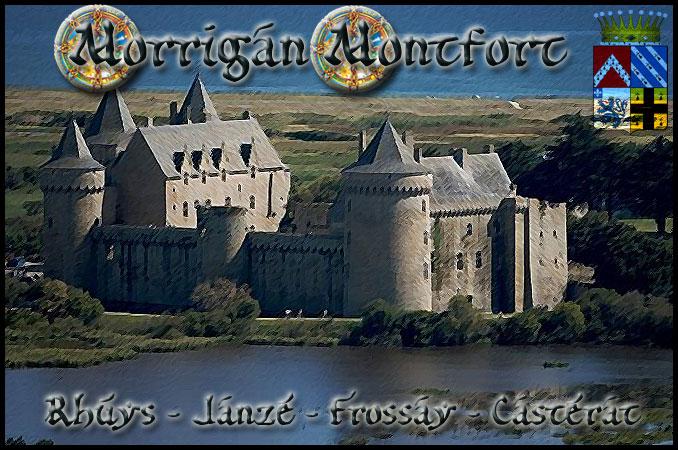 Domaine de Morrigan Monfort