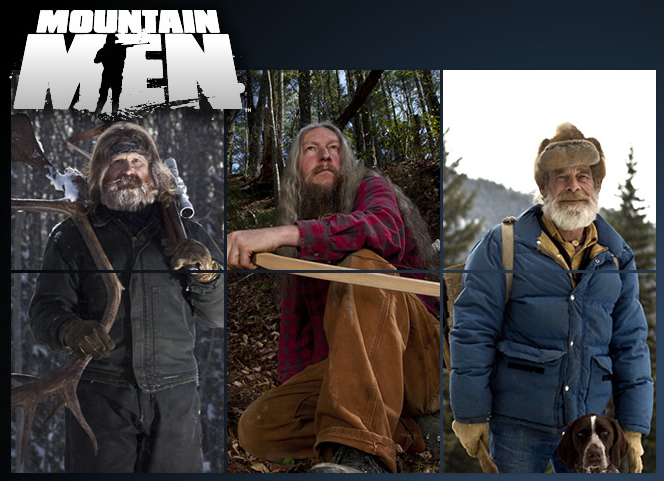 Mountain men na history channel