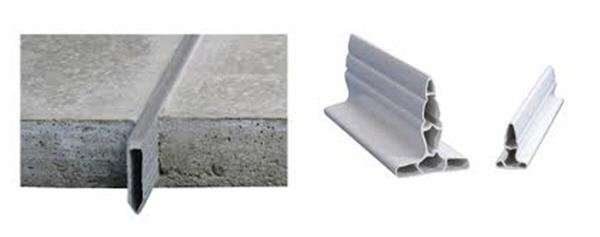 Joint de dilatation pvc pour dalle beton construction for Une chape de beton