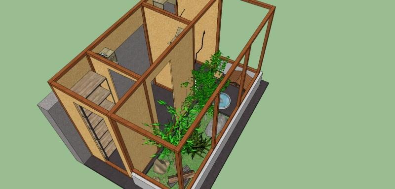 Plan voliere for Construire une voliere exterieur