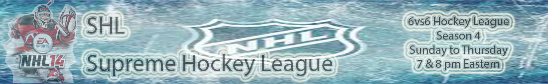 WWW.SUPREMEHOCKEYLEAGUE.COM