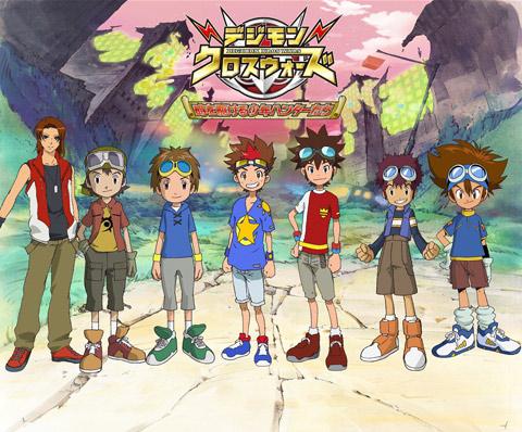 Rol Digimon Tamer