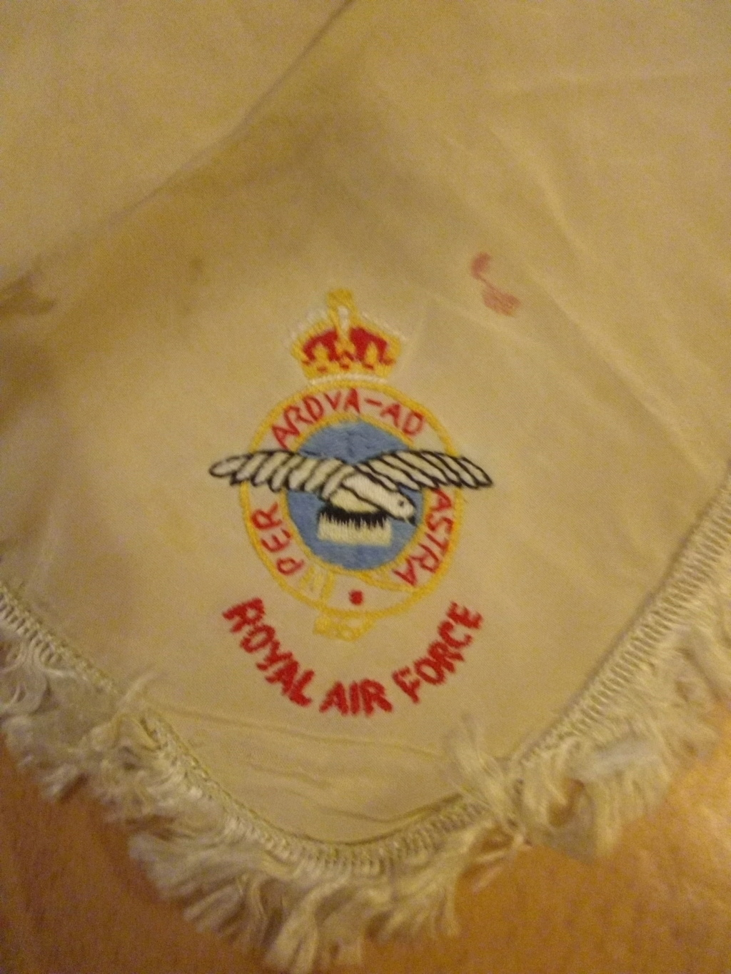 RAF handkerchief  - Wehrmacht-Awards com Militaria Forums