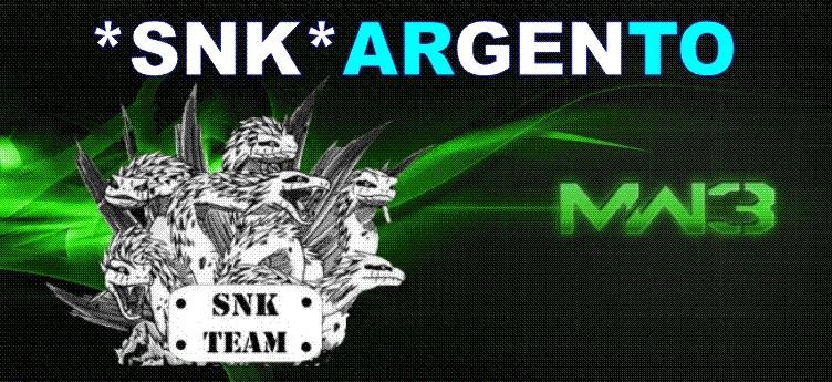 Bienvenido al Foro del Clan *SNK* ARGENTO