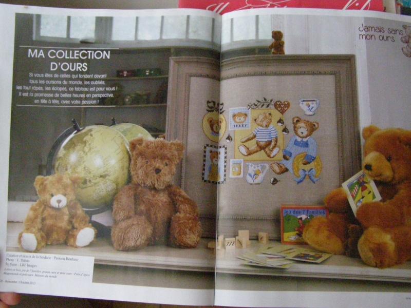 cr ation point de croix sept oct 2013 emeline et ses hobbies. Black Bedroom Furniture Sets. Home Design Ideas