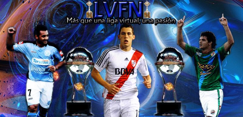 LVFN - Liga Virtual de Futbol Nacional