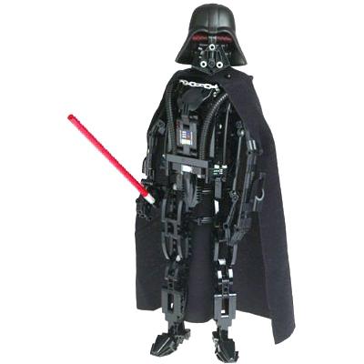 Lego star wars 8010 dark vador - Lego star wars avec dark vador ...