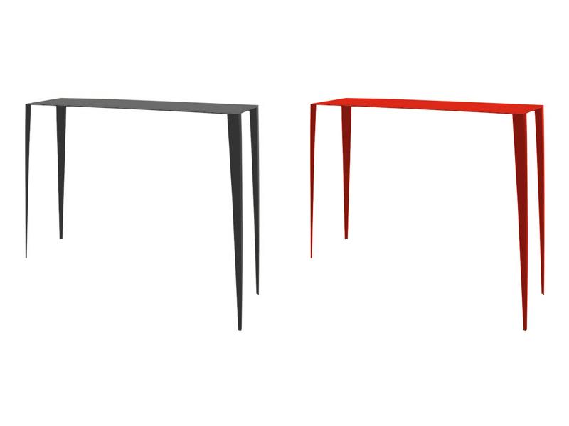 mobilier metal laque. Black Bedroom Furniture Sets. Home Design Ideas