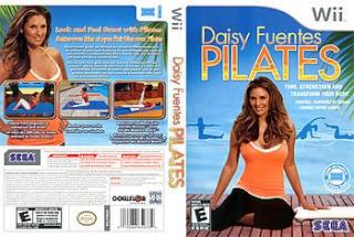 [Wii] Daisy Fuentes Pilates