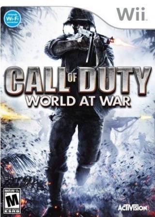 [Wii] Call of Duty: World at War