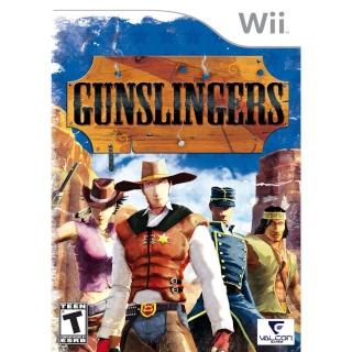 [Wii] Gunslingers