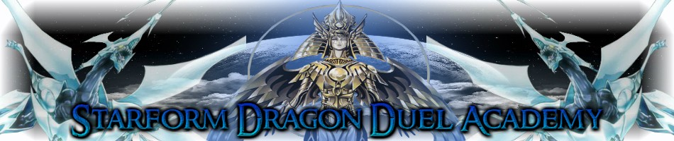 Starform Dragon Duel Academy
