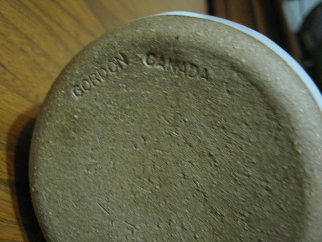 Gordon Pottery Canada