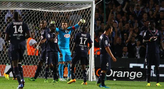 Belay et Henrique suspendus face à Lyon
