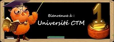 Université CTM